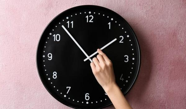 Cambio horario: a las 3 son las 2